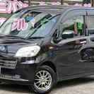【誰でも車がローンで買えます】 H22 ルクラ L 黒 完全自社ロ...