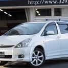 【誰でも車がローンで買えます】 H15 ウィッシュ 2.0Z 白 ...