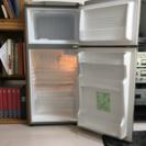 単身用2ドア冷蔵庫