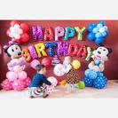 誕生日パーティーに♡ミッキーミニーバルーンセット♡