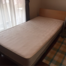 無印良品!シングルベッド