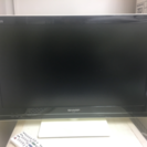 シャープ液晶テレビ 24型