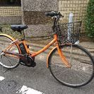 パナソニック 電動アシスト自転車 26インチ3速
