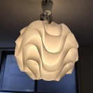 【値下げ交渉OK】デザイナーズ照明 6~10畳用 電球セット