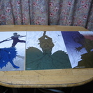 Fate Zeroアニメポスター 51.5×36.5Cmサイズ7枚