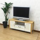 送料無料 テレビボード TV カントリー