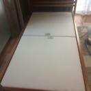 シングル ベッド  フレーム