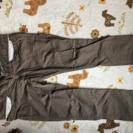 薄茶 ブラウン ズボン フェミニン ロリ ロング パンツ