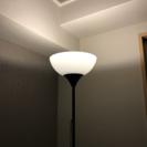 IKEA フロアアップライト ★LED電球付き★