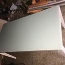 あずま工芸 ガラステーブル 机 ダイニングテーブル GDT-7531