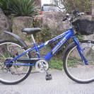 子供用自転車24インチ(ジュニア、マウンテンタイプ)