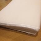 【取引中】寝具 マットレス 譲ります