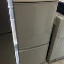 SHARP 2ドア冷蔵庫  137L  2013年製