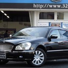 【誰でも車がローンで買えます】 H16 シーマ 450XV 黒 完...