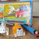 トーマスのなかまたちセット&トーマスとレール+箱