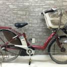 新基準 ブリジストン アンジェリーノ リチウム 電動自転車 チャイ...