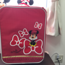 ミニーちゃんのスーツケース
