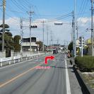 ★熊谷市上根60.8坪、南道路の整形地(建築条件なし) − 埼玉県