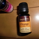 製油 オレンジ