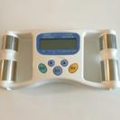 オムロン 体脂肪計パーソナル HBF-303 電池付 omron