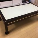 【再々値下げ】ニトリ 引き出し付 センターテーブル