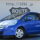 【誰でも車がローンで買えます】 H22 フィットハイブリッド 青 ...