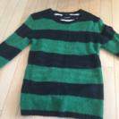BROWNY 春向けセーター