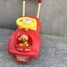 アンパンマン手押し車あります。