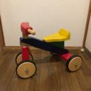 【難あり】木製三輪車