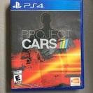 【美品】PS4 プロジェクトカーズ PROJECT CARS 北米版