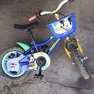 12インチ ミッキー自転車