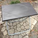 ニトリの折りたたみ式コーヒーテーブル