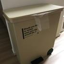 ペダルフタ付きゴミ箱