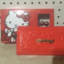 HELLO KITTY がま口財布