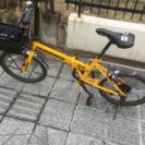 自転車交換