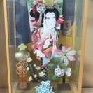 オルゴール 『一月一日(1月1日)』 美しい羽子板飾り◆お正月の縁起物♪