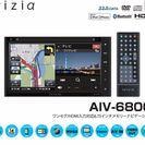 イニツィア AIV-6800 8GBワンセグ内蔵6.75インチメモ...