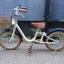 男の子幼児用 自転車 16インチ中古車