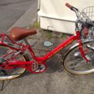 子供用自転車です。