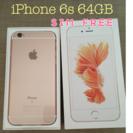 iPhone 6s 64GB♡新品未使用♡SIM FREE!!!