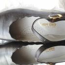 フォーマルな靴(22㎝、黒、女児)