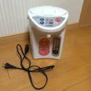 タイガー 電動 ポット 2.2L★ほぼ未使用美品です!