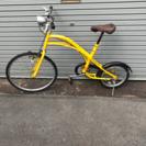 オシャレ自転車