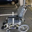リクライニング 車椅子
