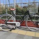 ♪ジモティー特価♪ 乗り降りがしやすい26インチ中古自転車 大阪市...