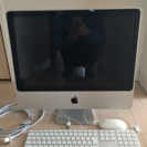 iMac 20inch(Early 2008) 中古美品おまけ付き