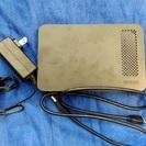取引中:【美品】外付けハードディスク 2TB HD-LC2.0U3...