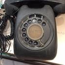 昭和 黒電話