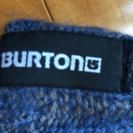 BURTON ニット帽子