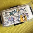 新品 ♡シンデレラ♡四点ロック♡ふわっとランチボックス♡お弁当箱♡...